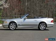 2002 Mercedes-Benz SL-Class for Sale