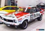 Classic 1976 Holden Torana LX SL White Manual 4sp M Liftback for Sale