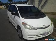 Toyota Tarago 2001 for Sale