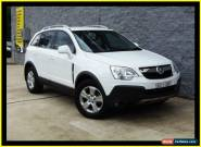 2010 Holden Captiva CG MY10 5 (4x4) White Automatic 5sp A Wagon for Sale
