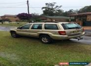 Jeep Grand Cherokee NO RESERVE (4x4) (2000) 4D Wagon Automatic for Sale
