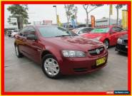 2007 Holden Commodore VE Omega Burgundy Automatic 4sp A Sedan for Sale