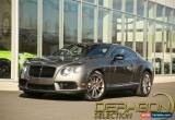 Classic Bentley: Continental GT 2015 BENTLEY CONTINENTAL GT V8 S for Sale