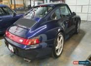 1996 Porsche 911 4S 993 for Sale