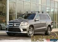 Mercedes-Benz: GL-Class GL550 for Sale