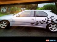 PEUGEOT 306 STYLE  P REG SPARES OR REPAIR for Sale