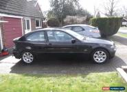 BMW 316TI SE COMPACT BLACK 2001 CAR 3 DOOR HATCHBACK PETROL MANUAL 5 SPEED  for Sale