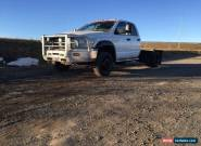 Dodge: Ram 4500 SLT for Sale
