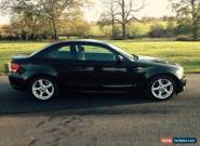 2011 BMW 118D SPORT BLACK GOOD CONDITION  for Sale