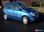 2005 RENAULT SCENIC DYNAMIQUE 1.6 PETROL FULL MOT  for Sale
