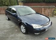2006 FORD MONDEO 2.0 ZETEC TDCI 130 BLUE for Sale