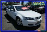Classic 2009 Holden Commodore VE MY09.5 Omega White Automatic 4sp A Sportswagon for Sale