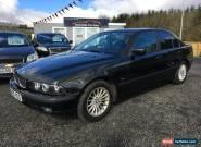 2000 BMW 523I SE BLACK for Sale