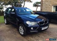 2008 BMW X5 3.0D SE 7S AUTO BLUE for Sale