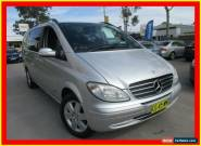 2006 Mercedes-Benz Viano 639 Ambiente Automatic 5sp A Wagon for Sale