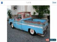 1964 Chevrolet C-10 for Sale
