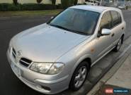 NISSAN  PULSAR  2002 for Sale