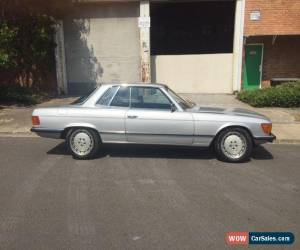 Classic 1976 Mercedes-Benz 450SLC for Sale