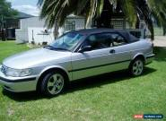 Saab 9.3 ,2000 Convertible for Sale
