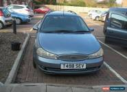 Mondeo MK2 2.5 ltr V6 Ghia X automatic estate / station wagon, with handbook.  for Sale