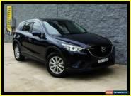 2012 Mazda CX-5 Maxx (4x2) Blue Manual 6sp M Wagon for Sale