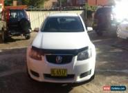 2011 Holden Commodore Sedan for Sale