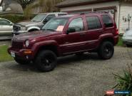 Jeep: Liberty limited for Sale