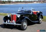 Classic 1952 MG T-Series for Sale