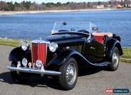 1952 MG T-Series for Sale