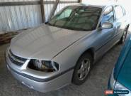 2003 Chevrolet Impala for Sale