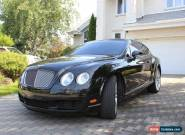 2007 Bentley Continental GT DIAMOND SERIES (1 OF 400 MADE) for Sale