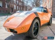1973 Chevrolet Corvette for Sale