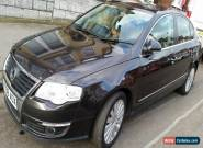 2008 Volkswagen Passat 2.0 TDI 4dr manual Saloon for Sale
