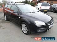 2007 FORD FOCUS STYLE DIESEL BLACK for Sale