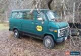 Classic Chevrolet: Chevy Van30 for Sale