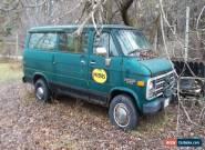 Chevrolet: Chevy Van30 for Sale