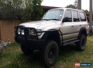 1994 Toyota Landcruiser 80 series lift kit 35's for Sale