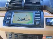 bmw x5 3.0td sport auto Full mot t/v dvd usb for Sale