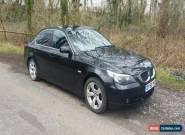 2006 BMW 520D SE BLACK for Sale