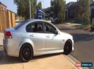 Holden Commodore SV6 (2008) 4D Sedan Automatic (3.6L - Multi Point F/INJ) 5... for Sale