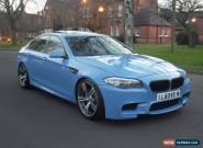 "2010 BMW 520D SE AUTO YASMINA BLUE**M5 REPLICA**20"" M5 WHEELS**STUNNING VEHICLE* for Sale"