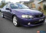 FALCON XR6 TURBO VERY CLEAN UNMODERFIED CAR VIPER IN COLOUR GEN PERFORMANCE CAR for Sale