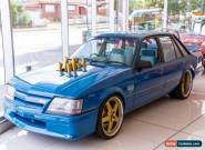 1984 Holden Commodore VK SL Formula Blue Automatic A Sedan for Sale