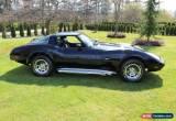 Classic Chevrolet: Corvette coupe for Sale