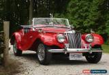 Classic MG: T-Series for Sale