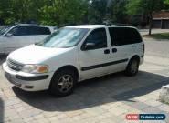 Chevrolet: Venture for Sale