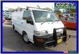 Classic 2008 Mitsubishi Express SJ MY07 SWB White Manual 5sp M Van for Sale