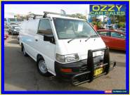 2008 Mitsubishi Express SJ MY07 SWB White Manual 5sp M Van for Sale