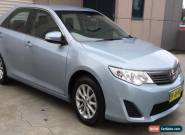 Toyota Camry 2012 Altise 2.5 AUTO - full service history for Sale
