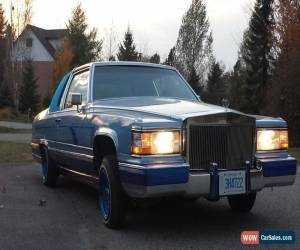 Classic 1981 Cadillac DeVille coupe deville for Sale